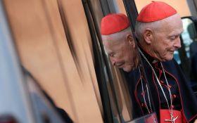 Папа Римский наказал высокопоставленного кардинала за сексуальное насилие над детьми