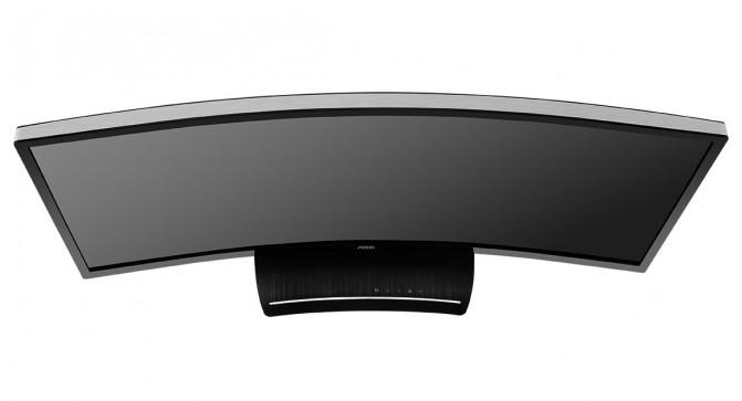 Компанія AOC представила C3583FQ - вигнутий монітор для геймерів