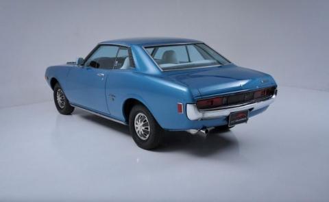 Toyota Celica 1972 #11