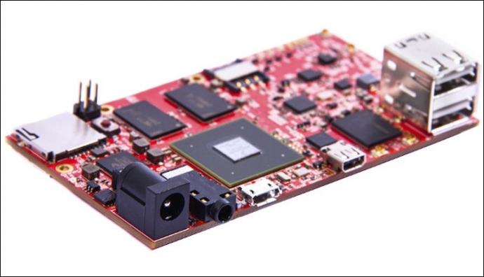 Компанія Code Ing представила одноплатний комп'ютер PixiePro