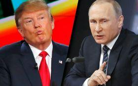 Трампа різко осмикнули за те, що він похвалив Путіна