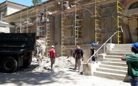 В Одесі морпіхи США вирішили допомогти місту: з'явилися фото