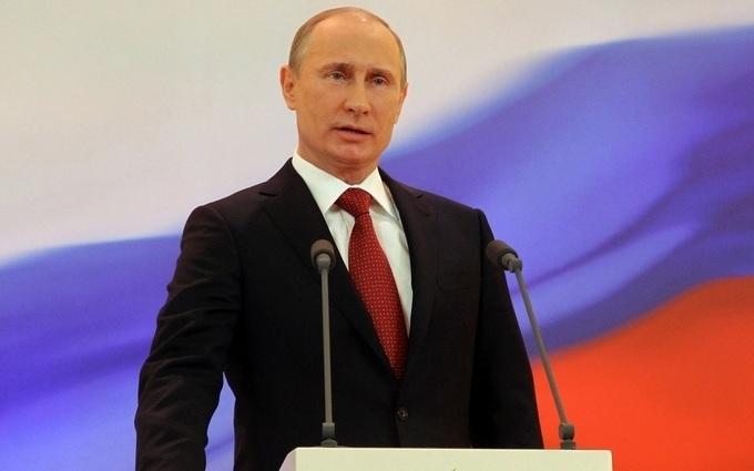 """Соцмережі висміяли """"суворого"""" Путіна"""