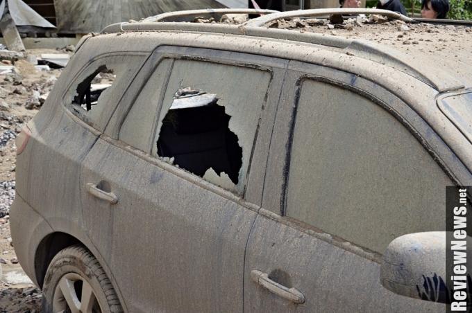 Масштабный прорыв трубы в Киеве произошел из-за испытаний коммунальщиков: опубликованы фото (2)