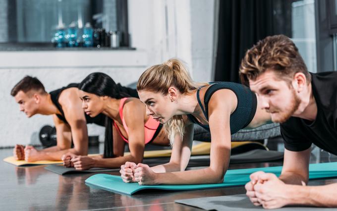 Планка для начинающих – как правильно делать упражнение, чтобы похудеть (2)
