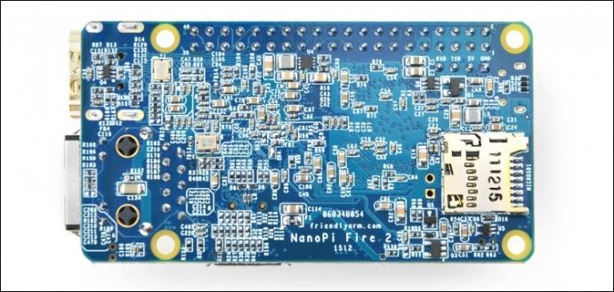 FriendlyARM выпустила одноплатный мини-компьютер NanoPi2 Fire (1)