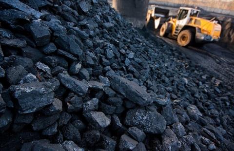 Запаси вугілля на українських ТЕС перевищили 2 мільйона тонн