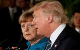"""Угроза """"Северному потоку-2"""": Меркель и Трамп готовятся к переговорам"""