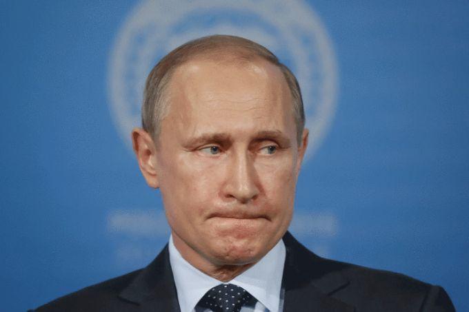 «Стратегический гений» Путина - миф, а не реальность