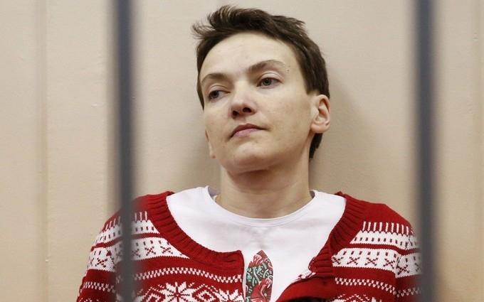 Савченко по просьбе Порошенко прекратила сухую голодовку