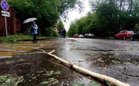 Серед загиблих внаслідок урагану у Підмосков'ї є українець - росЗМІ