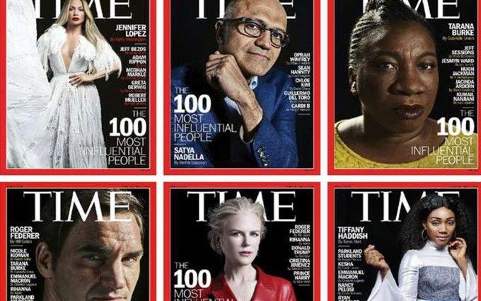 Без Путіна, проте з Ким Чен Ином: Time опублікував ТОП-100 найвпливовіших людей планети