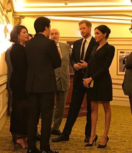 Герцогиня Сассекская Меган Маркл ласково называет своего мужа принца Гарри  —