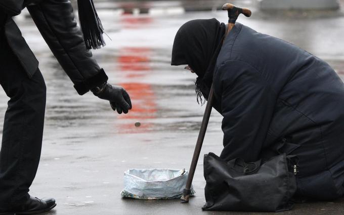 Бедные россияне: нищета восточных соседей побила новый рекорд