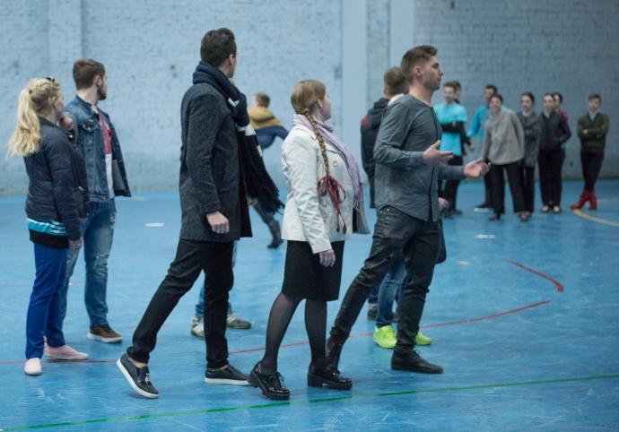 Ведущие Евровидения начали репетиции конкурса: появились фото (4)