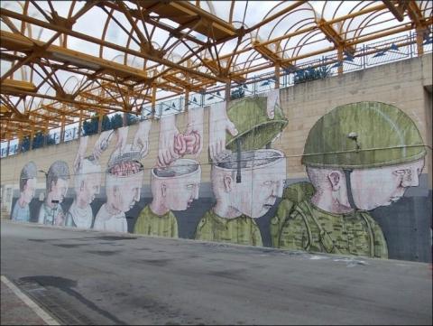 Красномовний стріт-арт з гострим соціальним змістом (16 фото) (1)