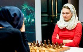 Украинка Музычук одержала важнейшую победу над россиянкой в полуфинале чемпионата мира по шахматам: опубликованы фото