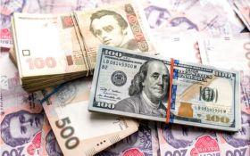 Курсы валют в Украине на вторник, 24 января