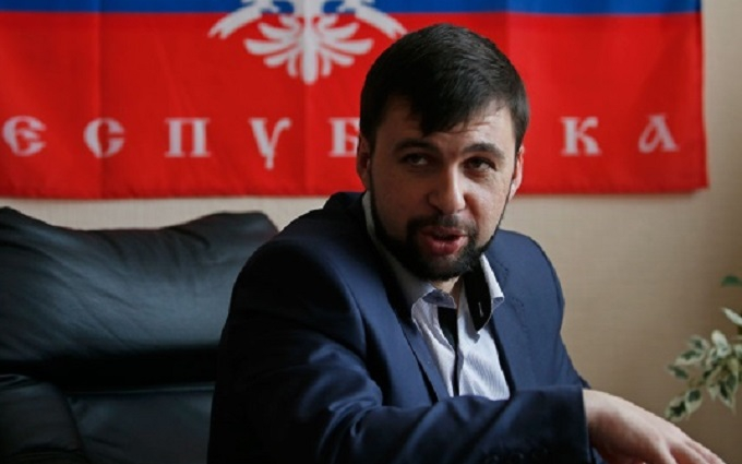 Главарь боевиков ДНР не видит проблемы в выборах под обстрелами