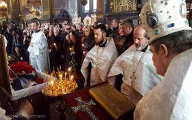 У Києві попрощалися з Вороненковым: з'явилися фото і відео