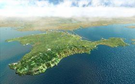 В оккупированном Крыму едва не случилась авиакатастрофа: появились фото и детали
