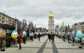 У Києві відкрилася наймасштабніша виставка до Великодня-2018: опубліковані яскраві фото