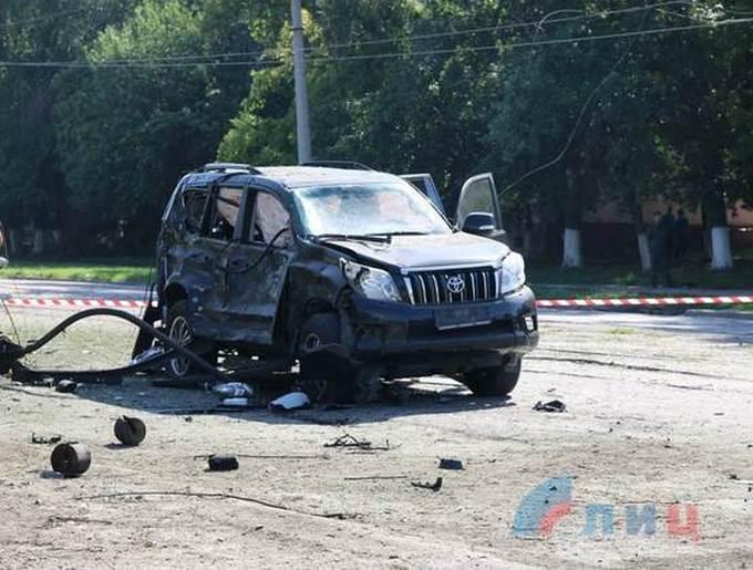 Замах на Плотницького: бойовики ЛНР показали нові фото і відео (1)
