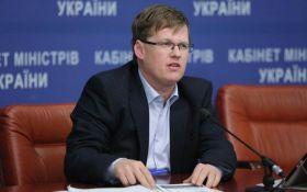 """Вице-премьер обвинил главу МВФ в Украине в """"ужасном непрофессионализме"""""""