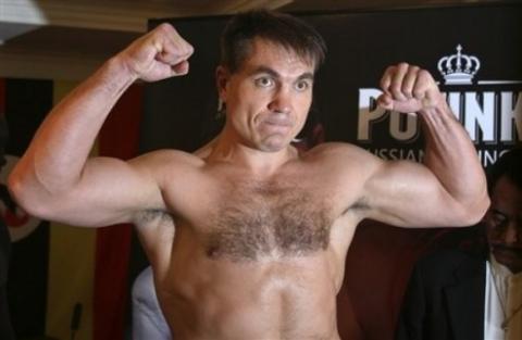 Маскаев — Уильямс: 4-го ноября 44-летний Олег Маскаев возвращается в ринг.