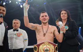 Беринчик ефектно переміг Крістобаля і завоював титул WBO International: повне відео бою