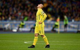 Україна-Хорватія: Шевченко прокоментував поразку