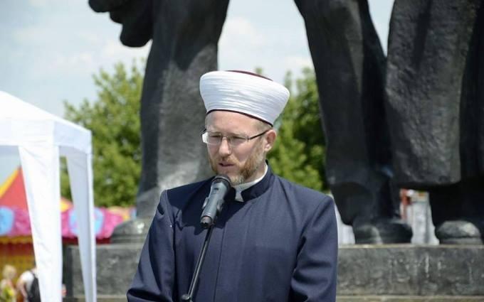Путин зачистил религиозную жизнь в России, у нас все не так - муфтий мусульман Украины