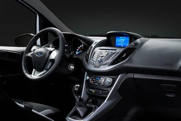 Ford B-Max получил 140-сильный трехцилиндровый двигатель (3)
