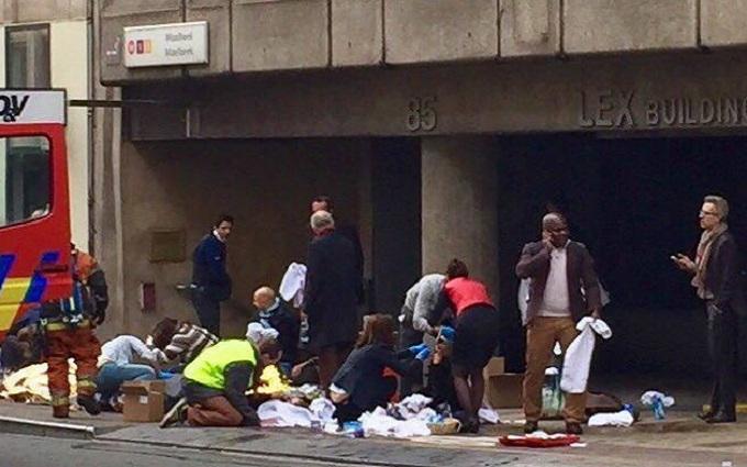 В ДНР посмеялись над терактами в Брюсселе