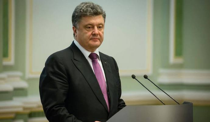 Порошенко инициировал обсуждение слов Путина в Совбезе ООН