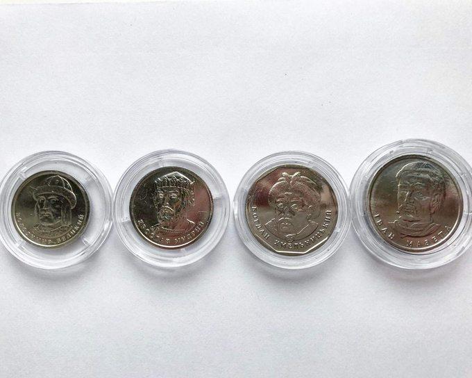 Нацбанк заменяет мелкие бумажные гривны монетами (1)