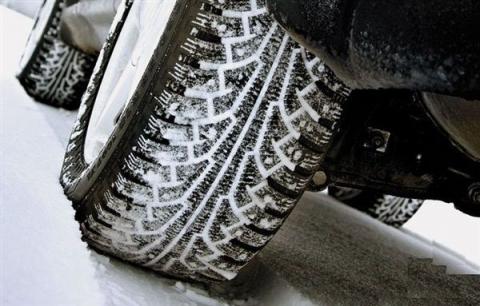 ДАІ радить водіям переходити на зимову гуму
