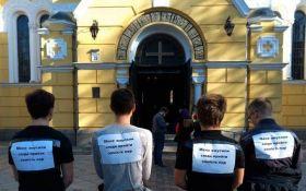 Молитви в церкві замість пар: у виші Києва назріває гучний скандал