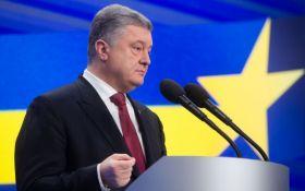 Порошенко заявив про вихід України з СНД