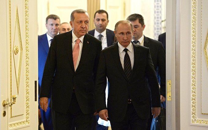 Чому Путін і Ердоган так і не стануть друзями - прогноз приватної розвідки США
