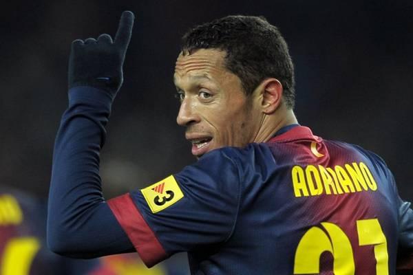 «Рома» планує придбати Адріано