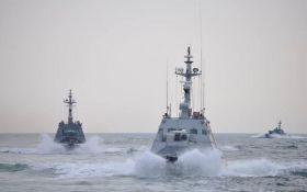 МинВОТ: Россия захватила украинские корабли в международных водах