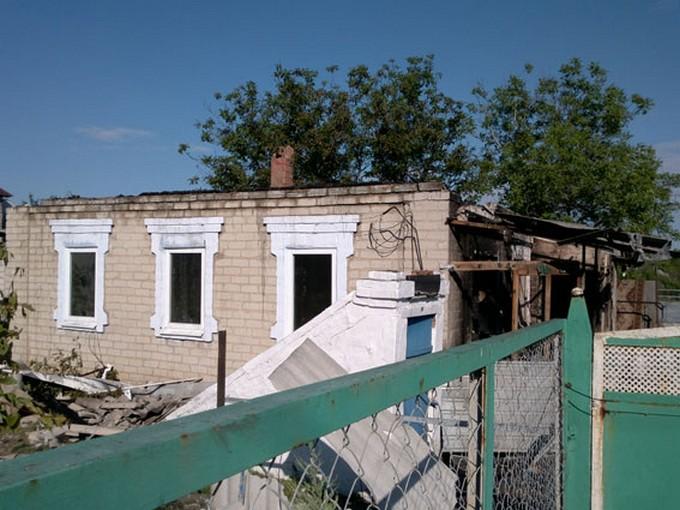 З'явилися фото наслідків обстрілу мирних жителів в Авдіївці (1)