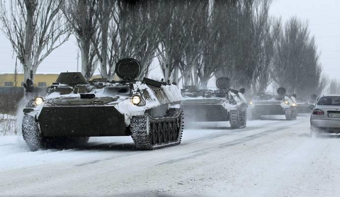 В Донецкой области обнаружено запрещенное оружие