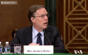 Слушания в Сенате США по санкциям против России - прямая трансляция