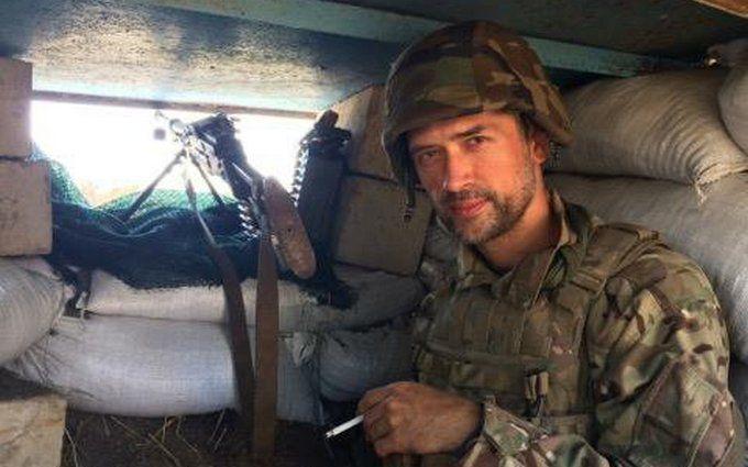 Боевики ДНР запустили фейк о смерти воюющего в АТО российского актера