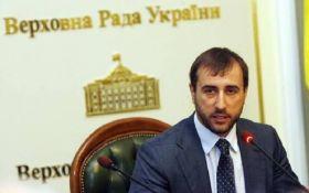 СМИ обвинили нардепа Рыбалку в истерике в Раде