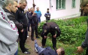 Инцидент с охранником Яроша: появилось видео избиения таксиста