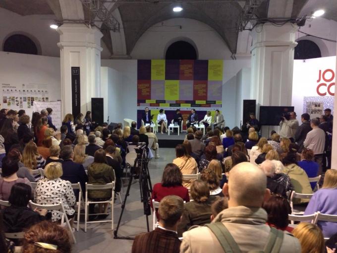 В Киеве открылся Книжный Арсенал: фоторепортаж, видео (1)