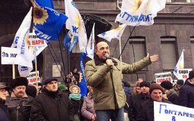 Рабинович обратился к лидерам ЕС по поводу заявления министра Нищука